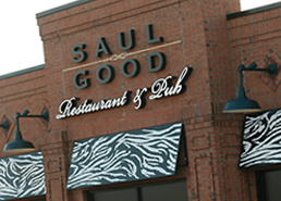 Saul Good Restaurant Pub Locations Fayette Mall Hamburg Center
